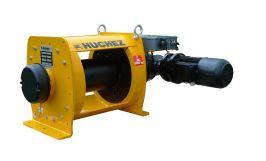 Treuils électriques industriels INDUSTRIA de 1 à 10 t.