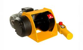 Treuils électriques MOTORBOX de 150 à 500 kg.